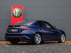 2016 Alfa Romeo Giulia - Quadrifoglio | Classic Driver Market