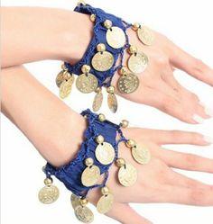 BellyLady Belly Dance Arm Cuffs