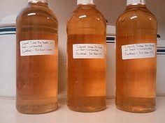 Receita de sabão caseiro em líquido