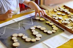 Prewriting Activities for Preschool with Natural Loose Parts - An Everyday Story