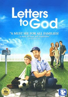 """""""Letters to God"""" a film for the whole family to watch together. I love the relationship between the 2 kids."""