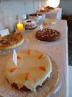Geburtstags Buffet - Rüeblikuchen - photography - food Ⓒ PASTELPIX