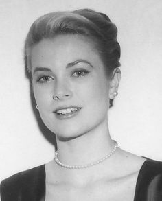 LOVELY PIC OF PRINCES GRACE...............ccp