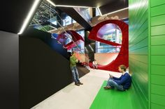 Check Out Googleu0027s Crazy Office In Dublin, Ireland | Business Insider  Australia | For The Home | Pinterest