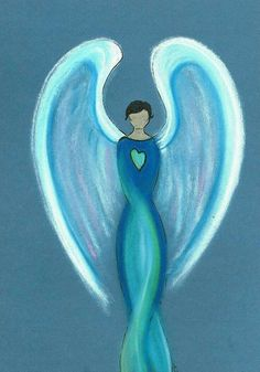 Machdiel get your own intuitive angel drawing from www.nl ♥ Machdiel get your own intuitive angel drawing from www. Angel Images, Angel Pictures, Angel Drawing, Christmas Paintings, Angel Art, Mandala Art, Rock Art, Painting Inspiration, Art Paintings