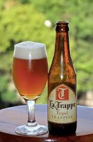 ผลการค้นหารูปภาพสำหรับ la trappe tripel Hot Sauce Bottles, Beer Bottle, Drinks, Drinking, Beverages, Beer Bottles, Drink, Beverage
