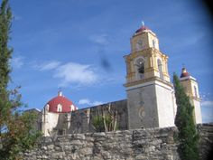 Iglesia, Teotongo, Oaxaca.