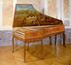 clavecin 1740s