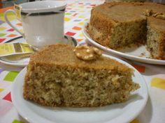 Torta de Nuez para el té