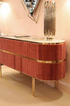 Maison et Objet Paris 2017 – first interior design styles images unveilled Luxury Furniture, Modern Furniture, Furniture Design, Rustic Furniture, Italian Furniture, Furniture Projects, Vintage Furniture, Home Design, Office Interior Design