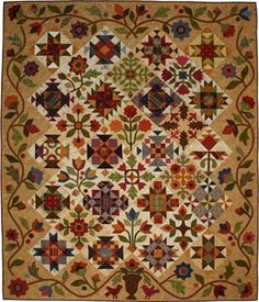 Lori Smith website-from my heart to your hands.  Many nice traditionalesque patterns