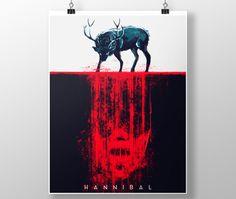 Black Deer: uma ilustração de Isro Briones só aqui no TeeNOW!