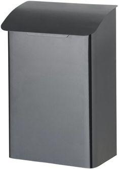 Metallinen postilaatikko Orthex musta lisäkuva Led, Canning, Home Canning, Conservation
