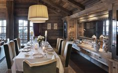 Luxury Ski Chalet, Chalet Ormello, Courchevel 1850, France, France (photo#4875)