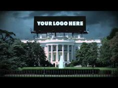 Your Logo Here:  our government is currently available to the highest corporate bidder, get involved to take back our country!