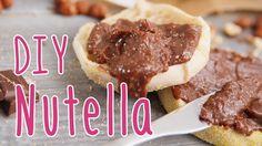 DIY Nutella - selbst gemacht in 5 Minuten!