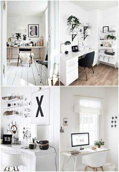 Beautiful modern workspace inspiration.