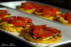 Mini Pizzas, Bruschetta, Panna Cotta, Waffles, Vegan Recipes, Tofu, Mai, Breakfast, Ethnic Recipes