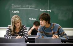 Apple Vs Samsung & Nokia