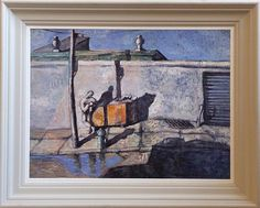 Alexey Krasnovsky was a Russian Artist who lived & worked in Dublin, Ireland. His paintings are noted for their vibrant expressive colours and post-impressionist style. One of the first contemporary artists to exhibit with the Jorgensen Gallery, Alexey Kr Contemporary Artists, Impressionist, Colours, Oil, Gallery, Painting, Roof Rack, Painting Art, Impressionism
