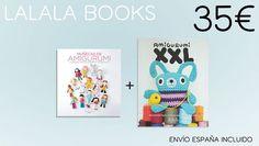 """Hola a todos! Hoy hemos comenzado un nuevo #crowdfunding para imprimir nuestro nuevo libro """"Muñecas de Amigurumi"""". Si no tienes todavía el libro """"Amigurumi XXL"""" esta es una buena oportunidad ya que puedes comprarlo junto al nuevo libro a un precio inmejorable.  En nuestra bio podrás encontrar el link de @verkami Gracias por tu apoyo!!!  #verkami #muñecasdeamigurumi #lalalabooks by amigurumixxl"""