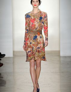 #Costello Tagliapietra Fall 2013 #fashion #NYFWFall2013