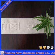 Elastic Band With Logo, Elastic Band With Logo direct from Haining New Zhenmao Braids Co., Ltd. in China (Mainland)