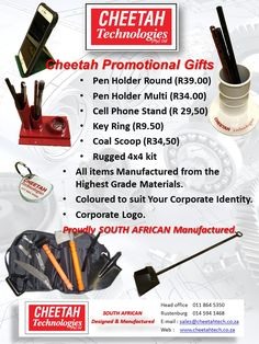 New product range , Promotional Gifts