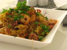 Fried Rice, Shrimp, Fries, Treats, Ethnic Recipes, Food, Vietnam, Indie, Sweet Like Candy
