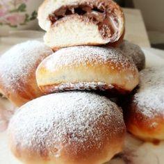 3 PROSTE KREMY DO TORTÓW – Zasmakuj Kuchni Nutella, Hamburger, Bread, Blog, Brot, Blogging, Baking, Burgers, Breads
