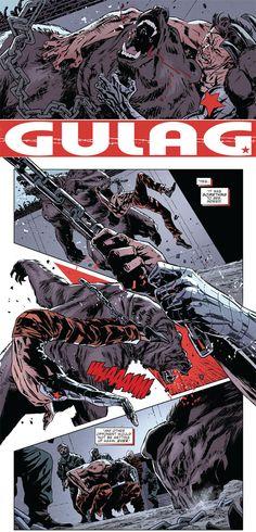 Bucky Barnes in Captain America #617