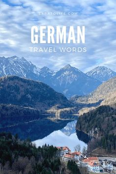 Before traveling to Germany, it's handy to know a bit of German. These practical German phrases and words will be extremely useful on your trip to German, so save them on your phone or print them out for a pleasant journey. Travel Reviews, Travel Articles, Europe Travel Guide, Travel Destinations, Best Airlines, Travel Words, Places In Europe, European Travel, Germany Travel