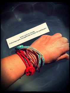 Good Luck by Hande#bracelet