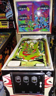 """1968 Jocker """"Bally""""Pinball Machine"""