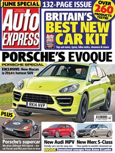 Auto Express  Magazine - Buy, Subscribe, Download and Read Auto Express on your iPad, iPhone, iPod Touch, Android and on the web only through Magzter