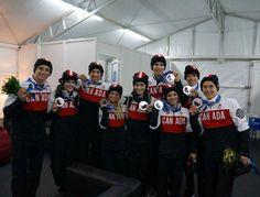 Canadian Figure skating team bringing home aSilver! Ice Skating, Figure Skating, Tessa And Scott, Tessa Virtue Scott Moir, Skate, Dancer, Pride, Dancers, Skating