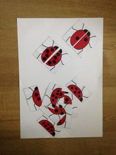 Puzzle Montessori, Ladybug, Activities For Kids, Homeschool, Animation, Education, Delphine, Blog, Stage