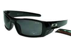 Oakley Limited Editions Sunglasses Black Frame Gray Lens 0799 $25