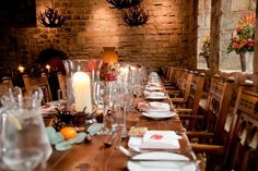 Banquet Hall from Blackfriars Restaurant | NEWCASTLE WEDDING