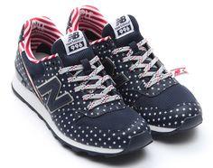 "New Balance WR996 ""Stars and Stripes"""