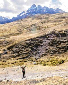 ausangate mountains
