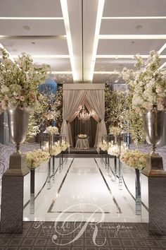 Ceremonies - Wedding Decor Toronto Rachel A. Clingen Wedding