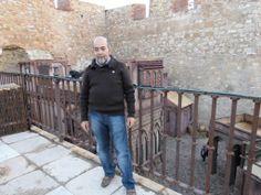 Murallas de Melilla la Vieja. Durante más de 500 años, resistió infinitos asedios, sin que fuera profanada munca.