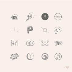 Logo Designs from 2020 by CIP Design Studio. Full branding and website development packages available. Design Agency, Logo Design, Graphic Design, Business Branding, Packaging, Website, Studio, Logos, Logo