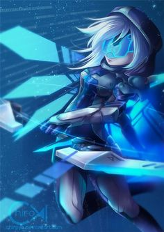 PROJECT:Ashe - League of Legends