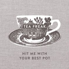 Great gift idea if you want a tea party no one will ever forget!