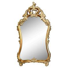Stein World 12431 Siena Decorative Framed Mirror in Antique Brass Finish Floor Mirror, Wall Mirror, Country Cottage Living, Fancy Mirrors, Baroque Mirror, Beautiful Mirrors, Joss And Main, Interior Decorating, Interior Design