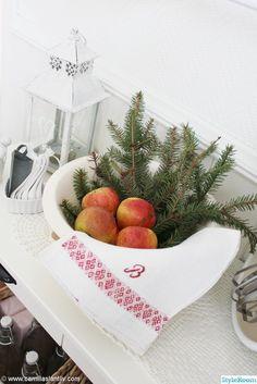 skål,dekoration,jul