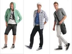 large mens fashion clothing - Google Search
