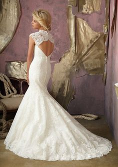 Sweetheart Lace Wedding Dress Mermaid Wedding Dress by Whitesrose, $428.00. myfithero.com Get wedding ready!  Ask me how you can shed fat with my cellular cleanse!